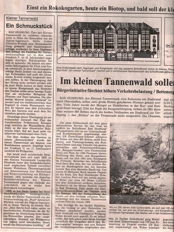 Frankfurter Rundschau, 12.10.1989